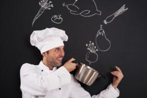 поддръжка за професионалната кухня