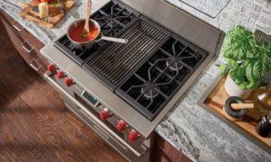 Професионална фурна за кухня